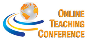 Online Teaching Conference Logo